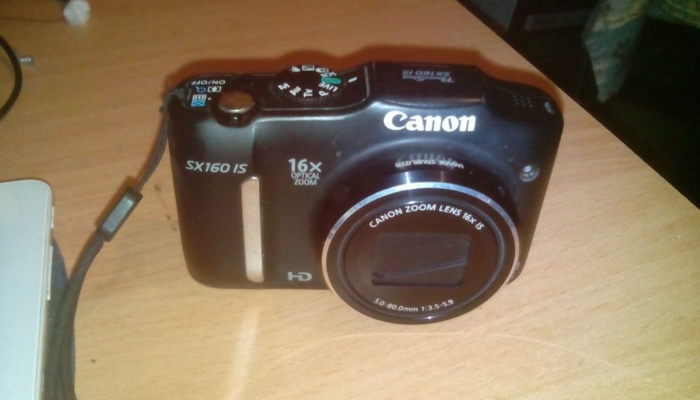 canon sx160is 16MP+Praktica DCZ 8.3MP