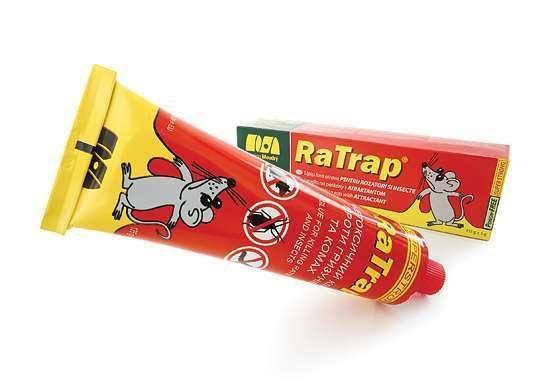 Лепило капан за мишки и плъхове