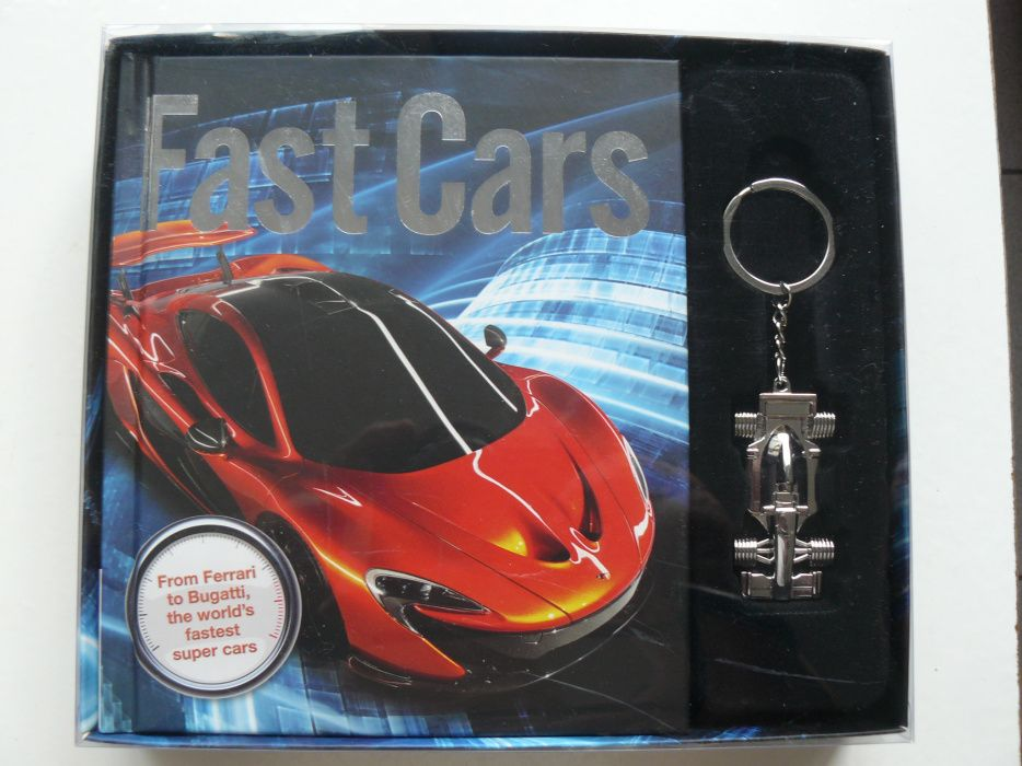 FAST CARS NR2 Un Set Cutie Special NOU pentru colectionari,si nu numai