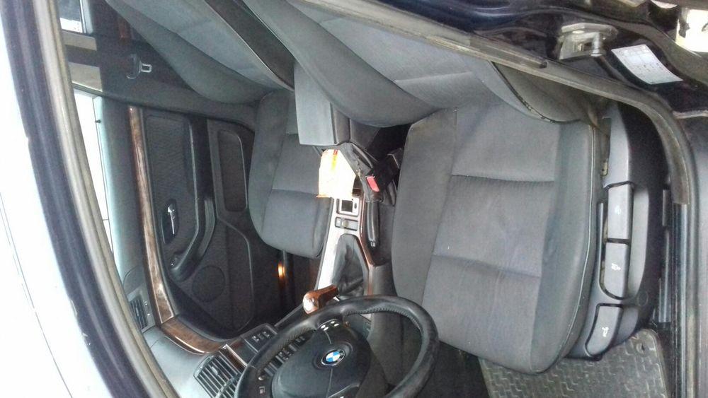 -=НА ЧАСТИ=- BMW 525 tds Бмв Е39 525 ТДС 1999 ръчка комби с. Равда - image 5