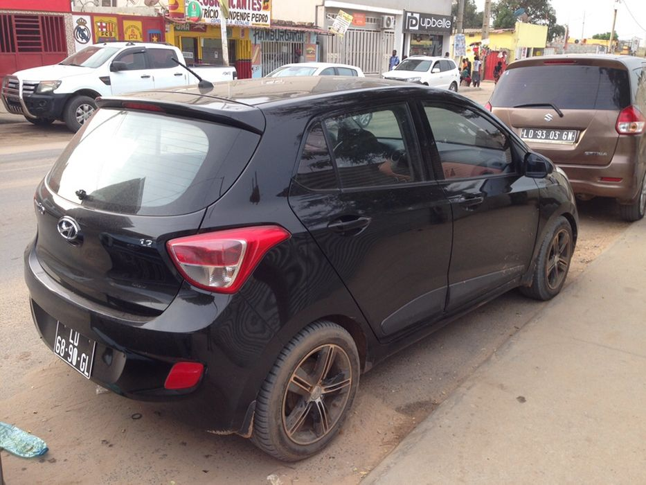 Hyundai grande i10