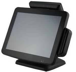 POS WINTEC 4GB 500GB + 15' + monitor de clientes + Gaveta