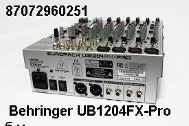 микшерный пульт Behringer UB1204FX-Pro б.у (к8