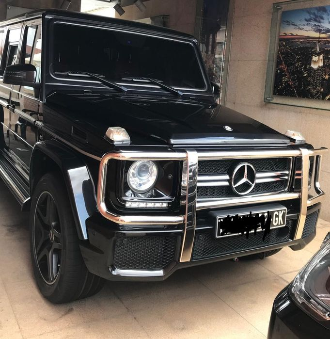 Vende-se Mercedes Benz G63
