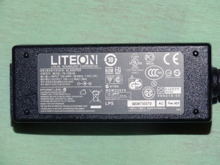 Alimentator Incarcator Laptop LiteOn