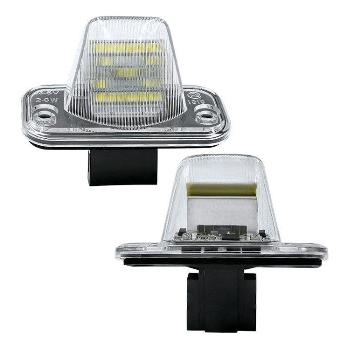 Set lampi numar dedicate cu Led pt VW Transporter/ayncro , Touran,2bc