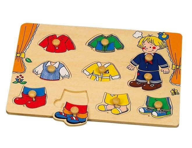 Пазлы Деревянные игрушки развивашки