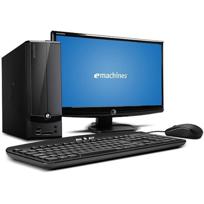 Vende-se computador de mesa (Desktop) de marca e-machines