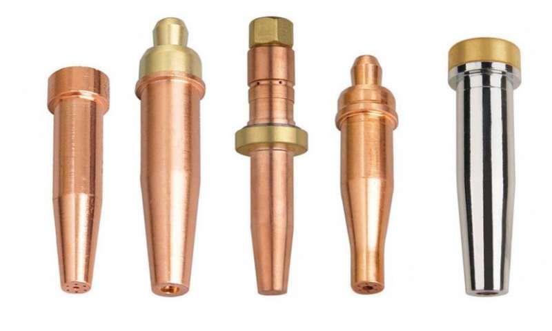 Дюзи за резаци и горелки,маркучи двойни и единични,предпазни клапани. гр. Пазарджик - image 2