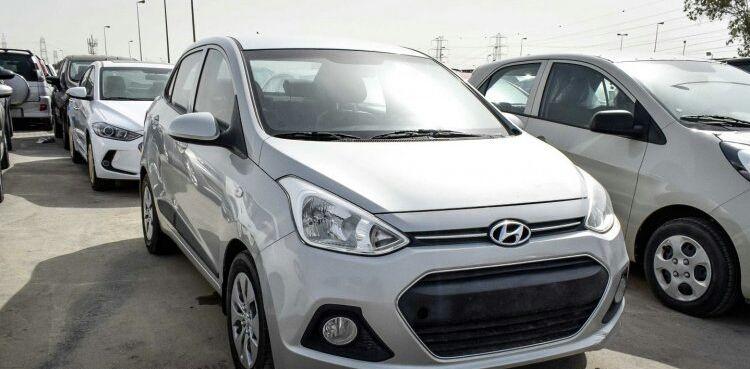 Hyundai Grande I10 0km