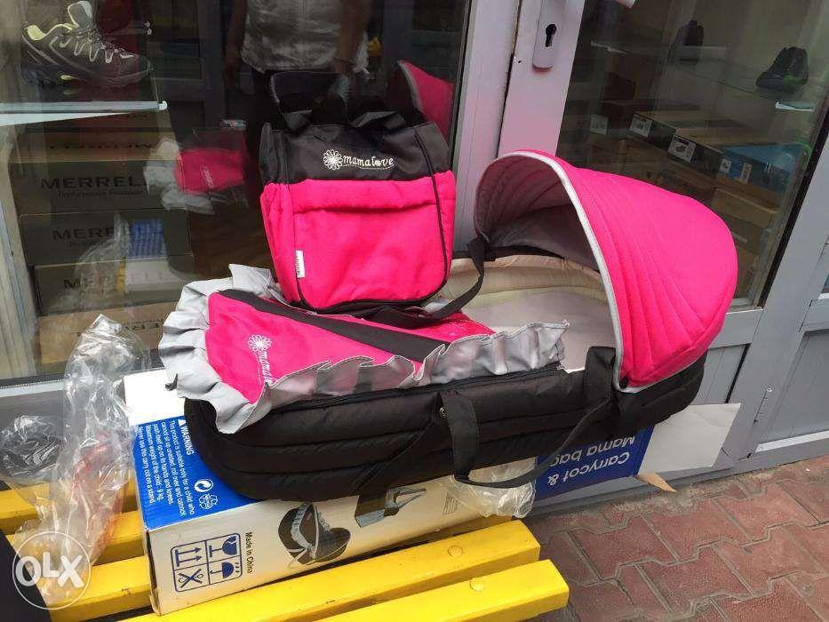 Корзинка для детей и сумочка.