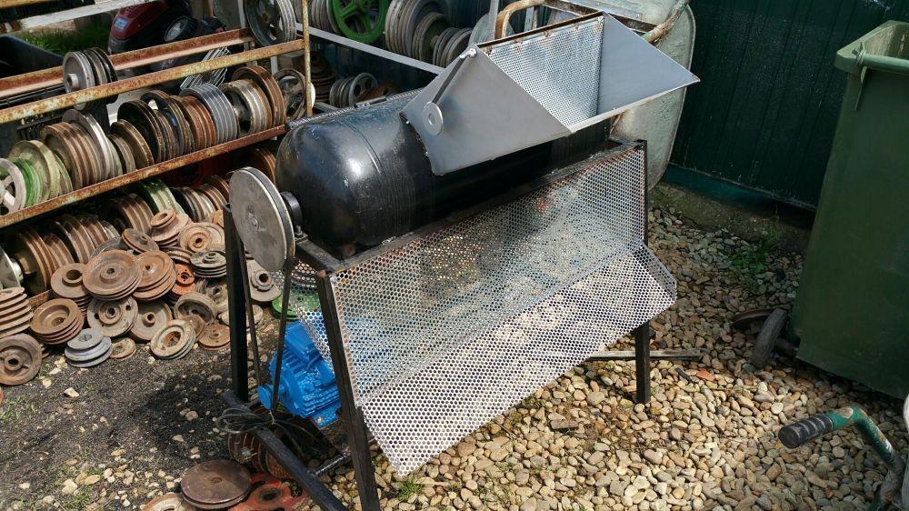 Sfarmatoare porumb cocean cucuruz tenchi malai cu motor si fara motor