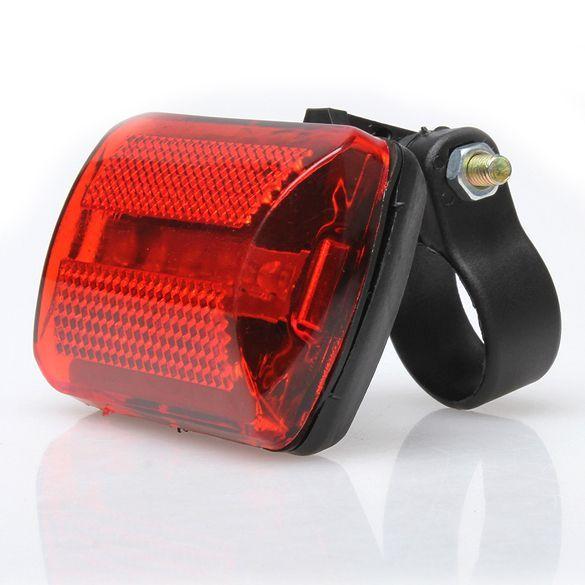 Светодиодный фонарь для велосипеда задний новый - 1200 тнг.