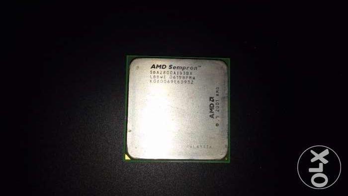 Procesor Amd Sempron 2800+ SDA2800AIO3BX