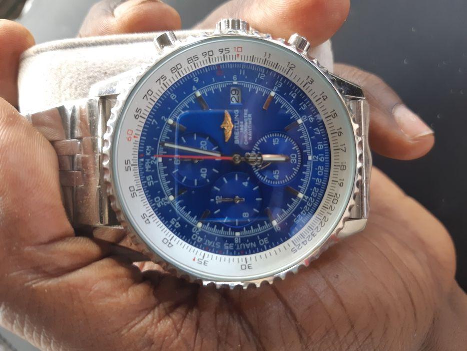 Relógios da BREITLING Original varios tipo aço inoxidável