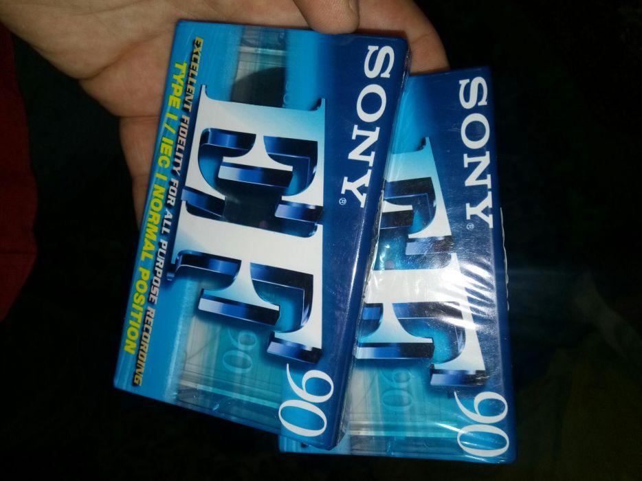 Casete Sony 90
