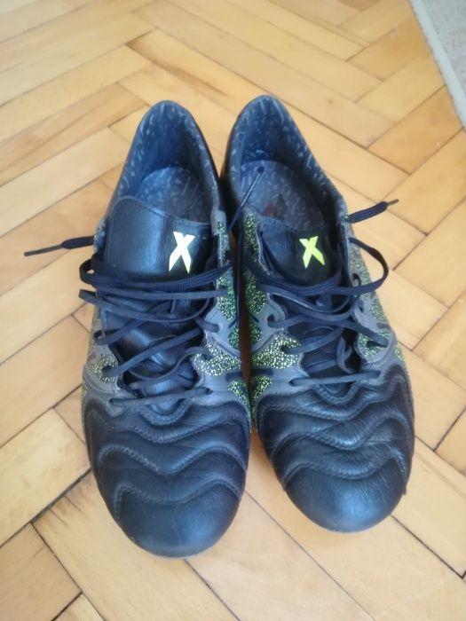 Футболни обувки adidas Х 15.1 и adidas Copa Mundial