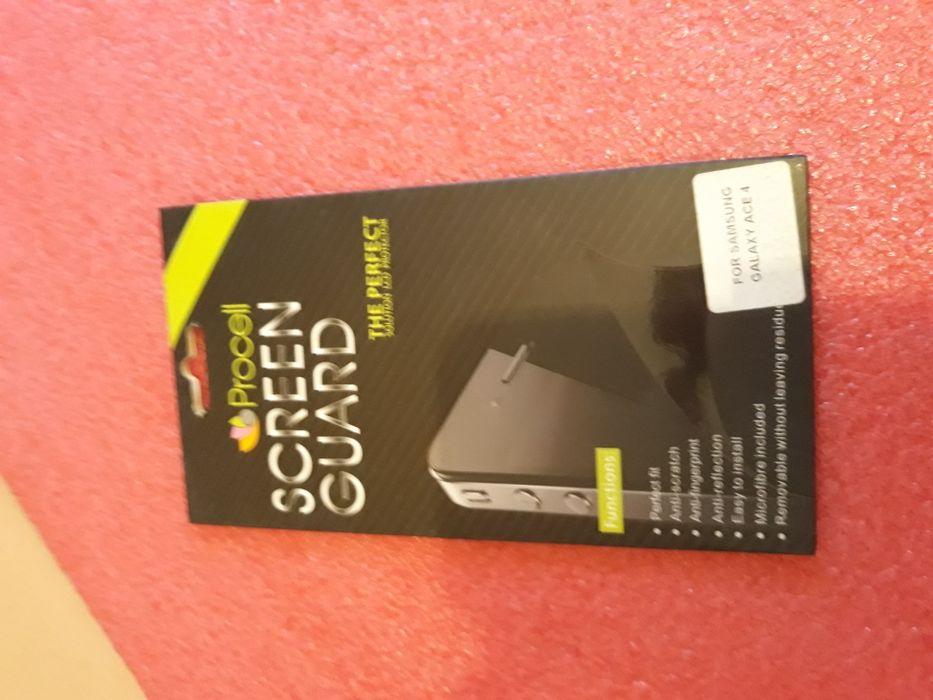 Vînd folie disp telefon Samsung Galaxy Ace4