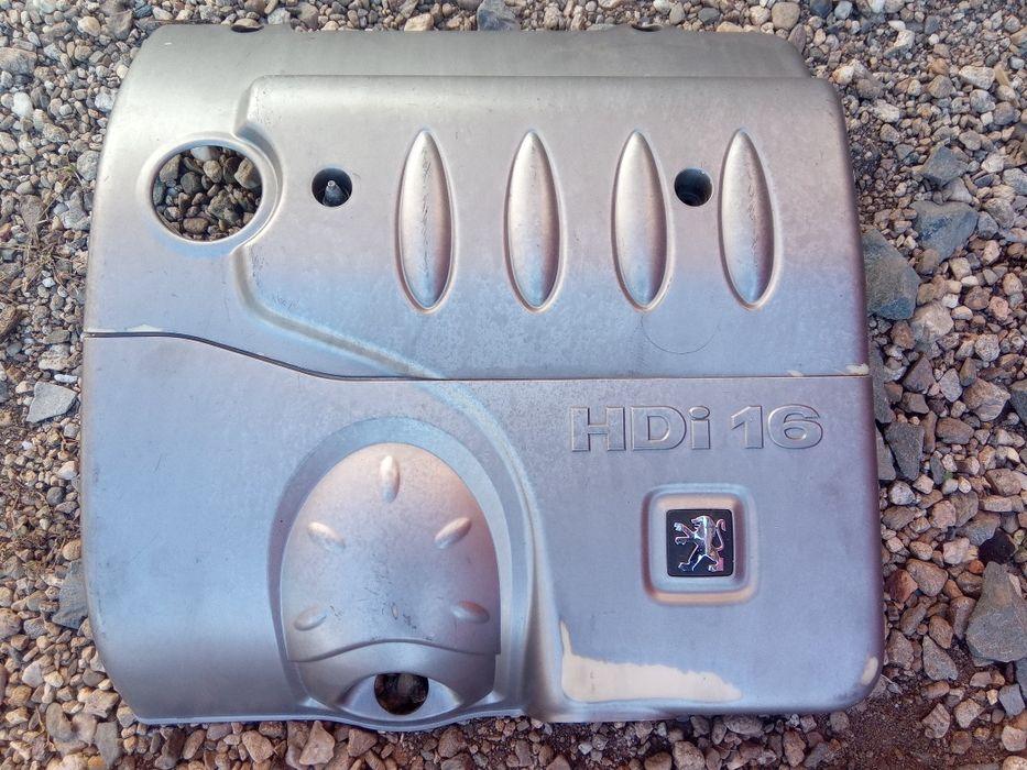 Декоративен капак двигател за Пежо-406,2.2HDI