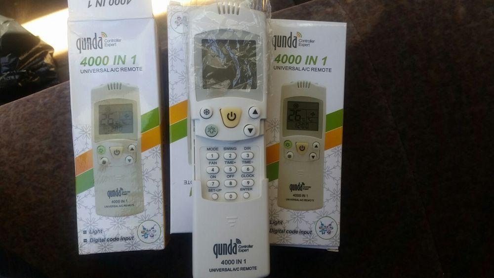 Remotes Universais para Ar Condicionado promoção de sexta feira