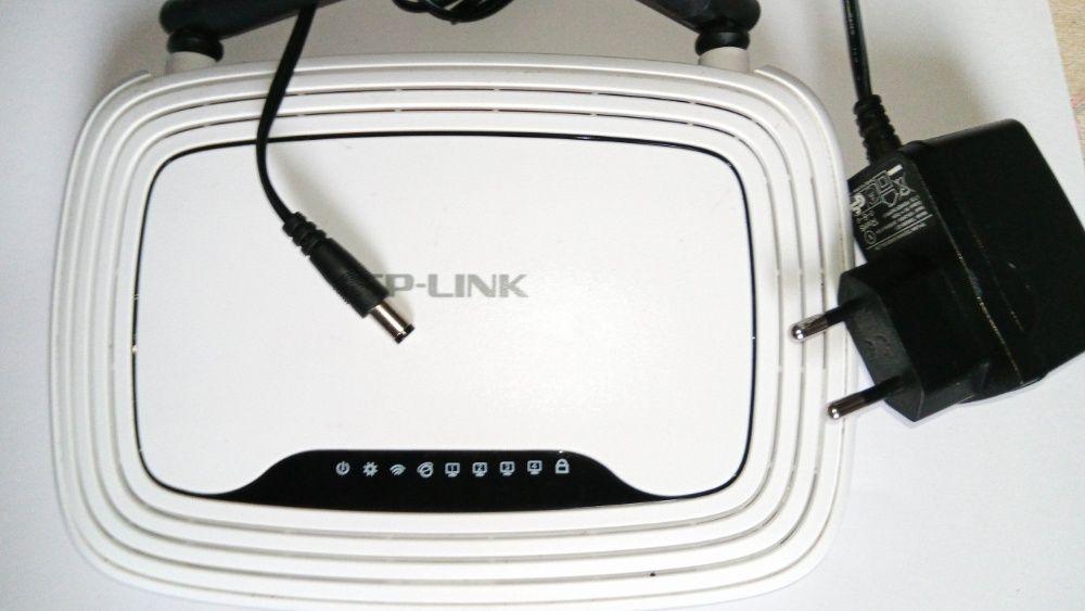 TP-Link TL-WR841N Рутер бърза скорост - 300