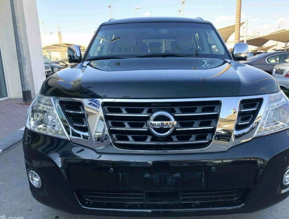 Nissan patrol a venda