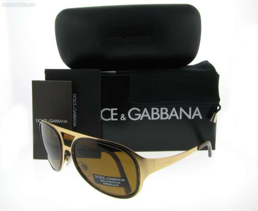 ochelari de soare DOLCE&GABBANA noi si originali (model special)