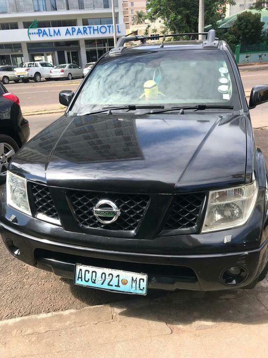 Nissan Navara!!