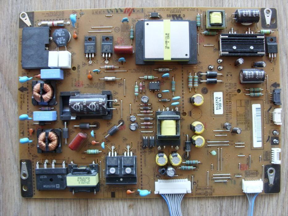 Захранващ блок за LED TV LG 47LM670S-ZA
