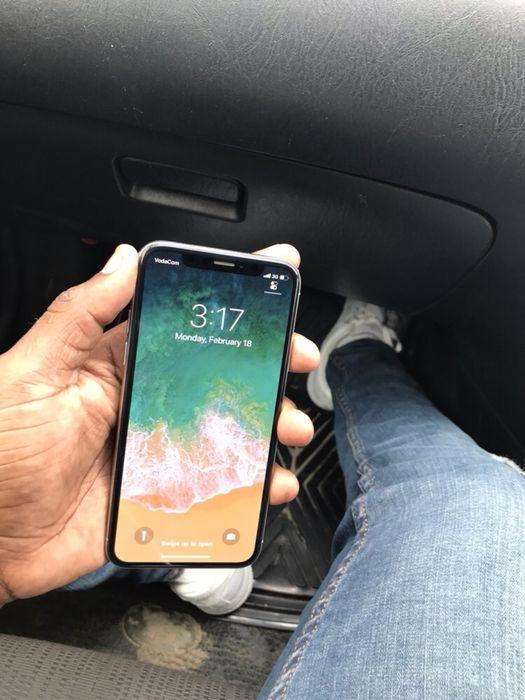 IPhone X 64 gb súper clean legal e com garantia