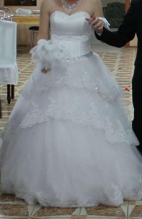 СРОЧНО продам дизайнерское свадебное платье!!!