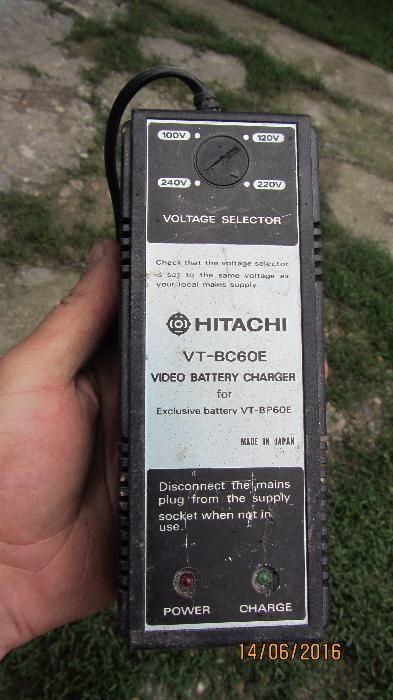 Incarcator baterii Hitachi VT-BC60E