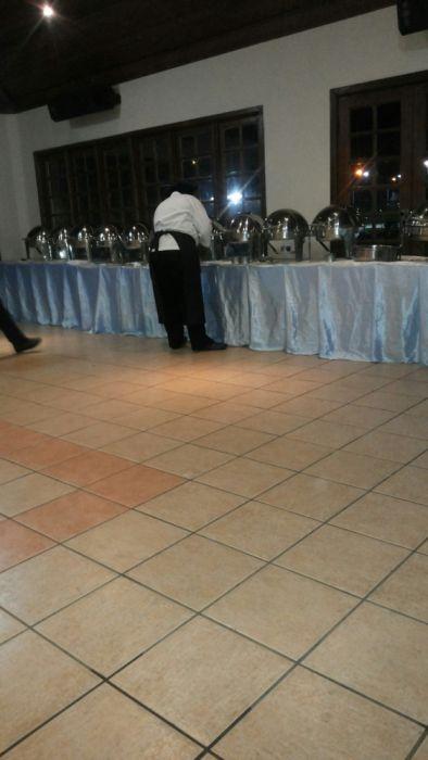 Serviço de buffet para pequenos e grandes eventos