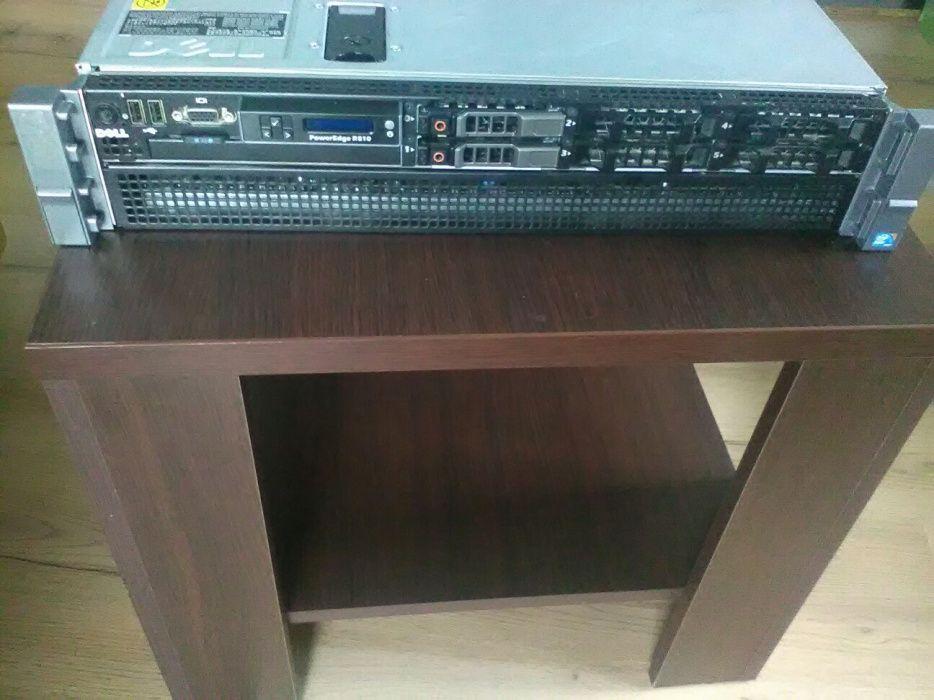 Server Dell Poweredge R810, 2 xeon E7520, 32gb