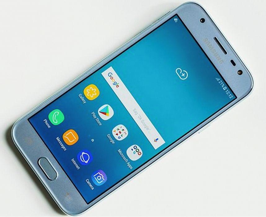 Samsung J3 Pro sem arranhões