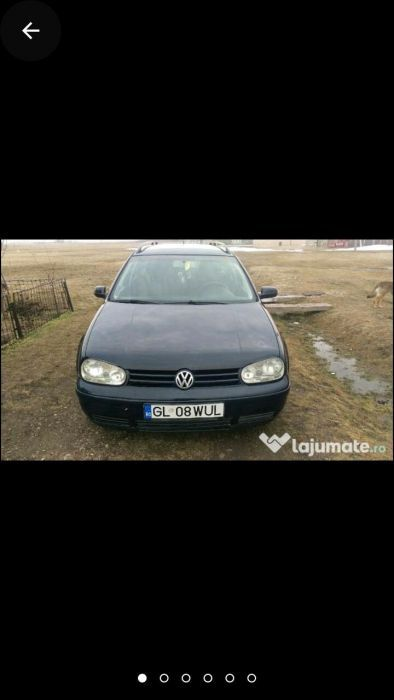 Ocazie vw golf4 1.9 ALH