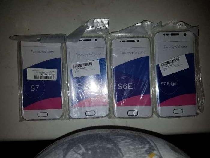 Huse silicon full body360 Samsung note5,8,9 s6,S6edge S7,S7edge,S8,S9
