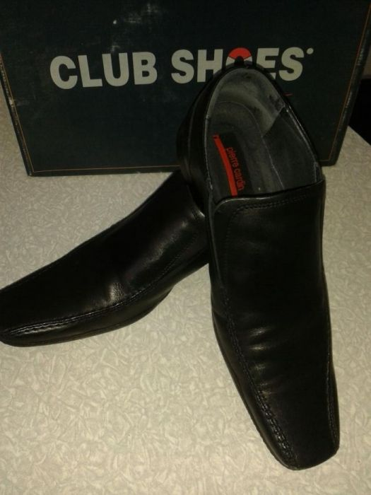 -Pantofi Firmă - PIERRE CARDIN , de nerefuzat ! Schimb