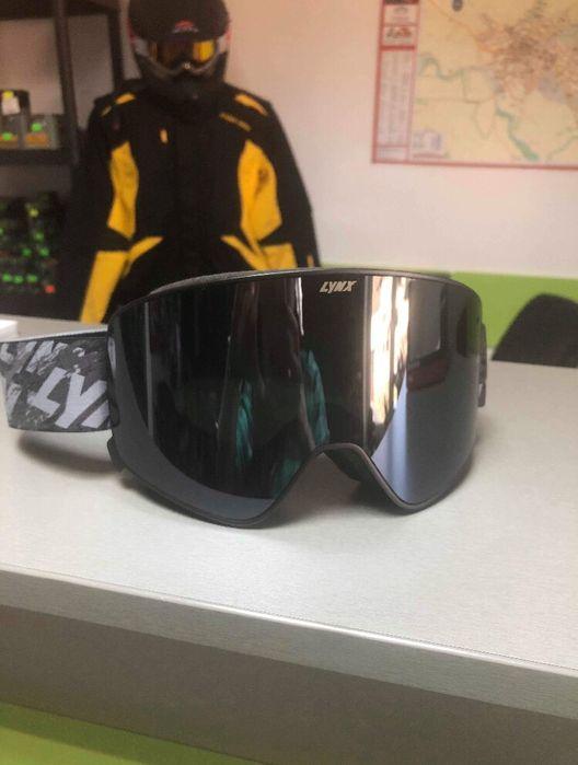 Ochelari SKI-DOO/LYNX Radien Goggles Beius - imagine 4