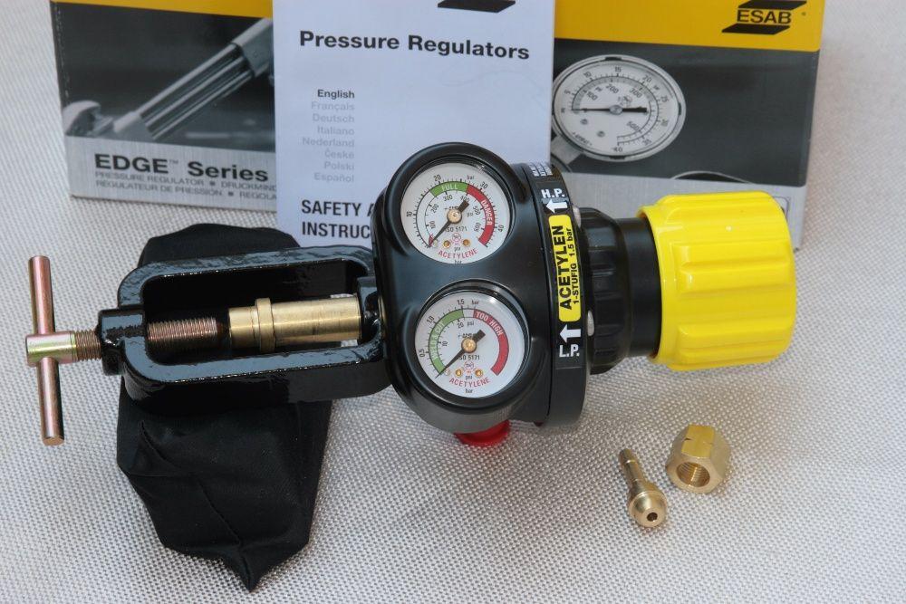 Редуцир-вентил за метан/водород, ацетилен, аргон, кислород, и пропа