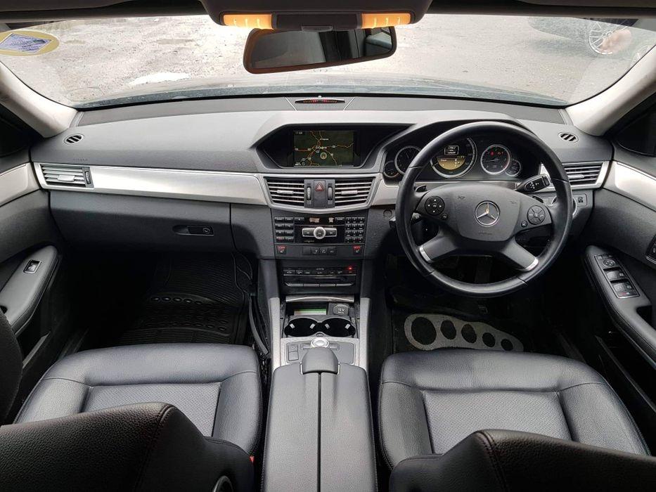Mercedes E220 CDI W212 170к.с. 651 BlueEfficiency автоматик НА ЧАСТИ! гр. Своге - image 8