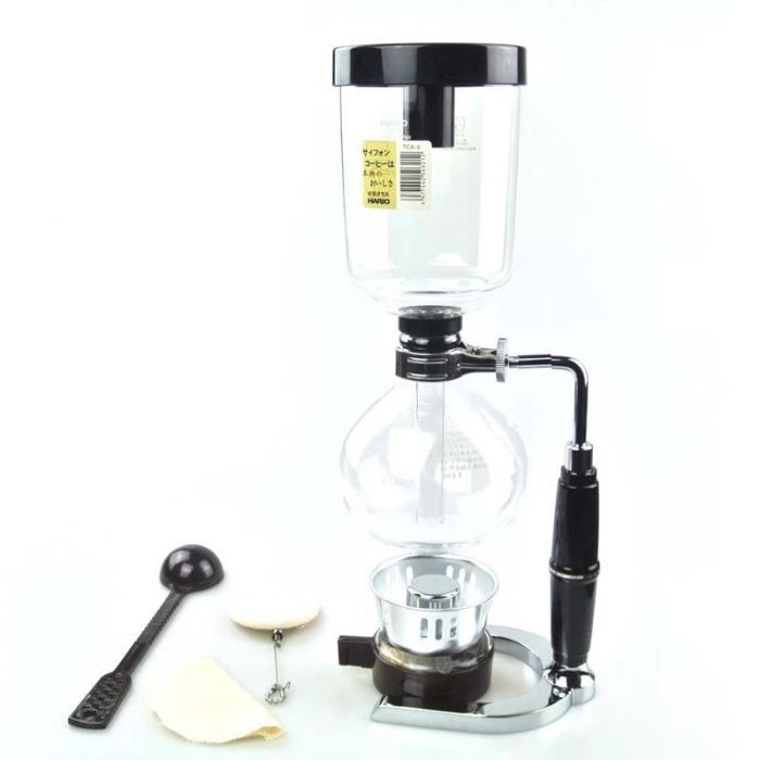 Сифон для чая и кофе, Габет, Hario