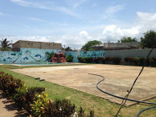 Mahotas luxuosa t5 espetacular. com piscina e campo de basketball Maputo - imagem 8
