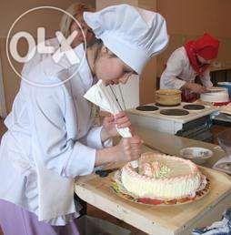 Кондитер Кулинар Пекарь Курсы АЛМАТЫ