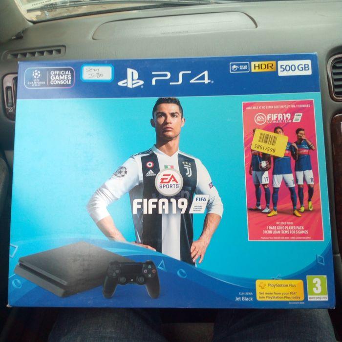PS4+500Gb sem jogo