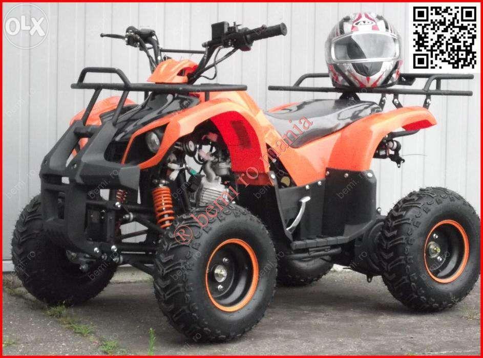 SC comercializeaza ATV HUMMER 125 NOI