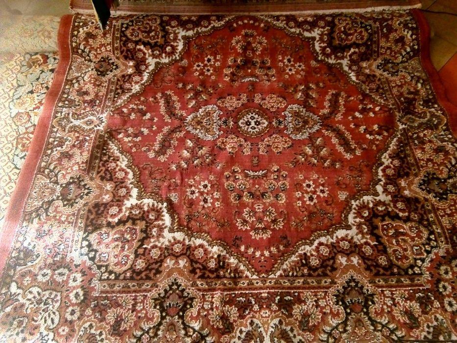 Covoare persane autentice Cisnadie din lana + mocheta