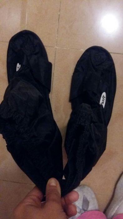 Непромокаеми протектори за обувки за мотор