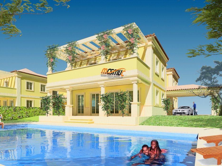 Vivenda T4 Condomínio Vale do Embondeiro de Talatona