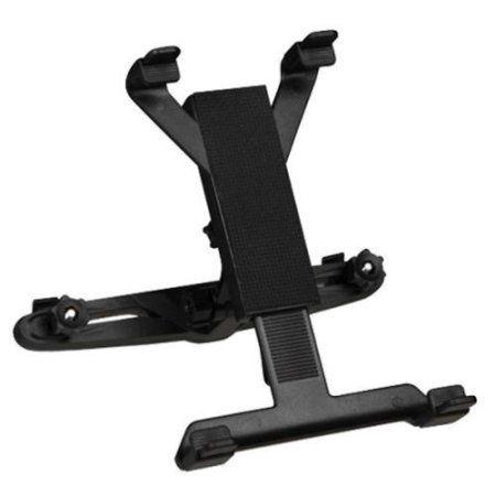 suport monitor sau tableta pana la 11 inch pe tetiera cu cleme reglabi